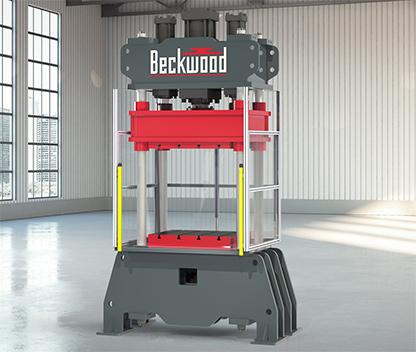 Beckwood 200 ton press