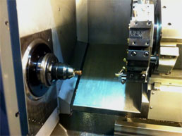 Copper CNC Machining Lathe